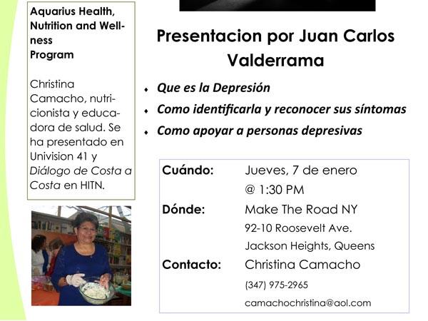 Nutricion Christina Camacho