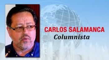 CARLOS SALAMANCA COLUMNISTA
