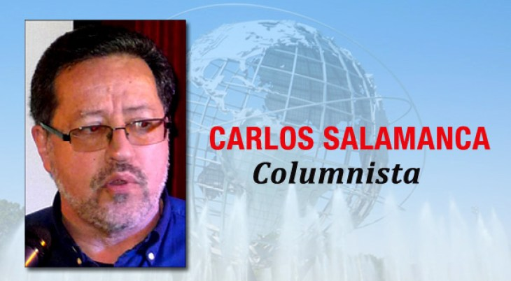 Colombianos en NY luchamos por Colombia y su pueblo