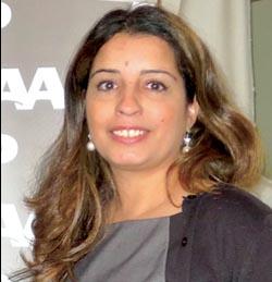 Yvette Martínez de AARP.
