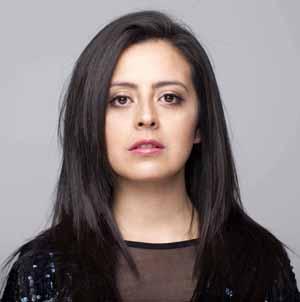 La productora Lorena Rodríguez.