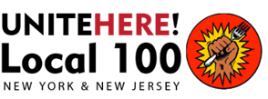 UnitedHere 100 logo