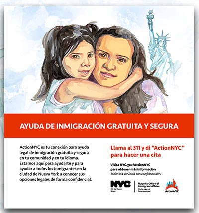 ActionNYC ad