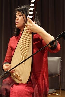 Música de China.