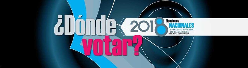 Costa Rica votacion 2