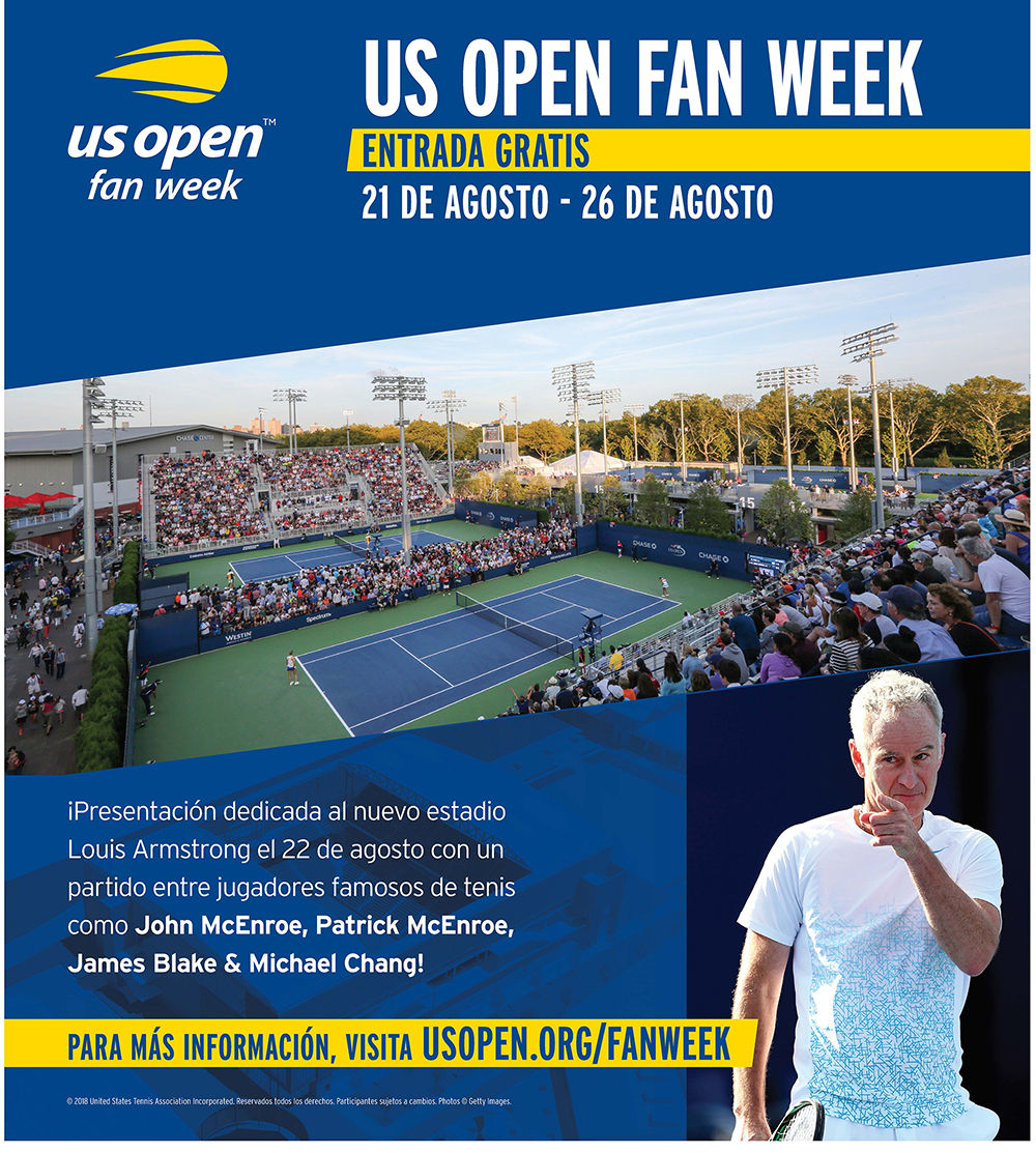 US Open Fan Week 2018 36