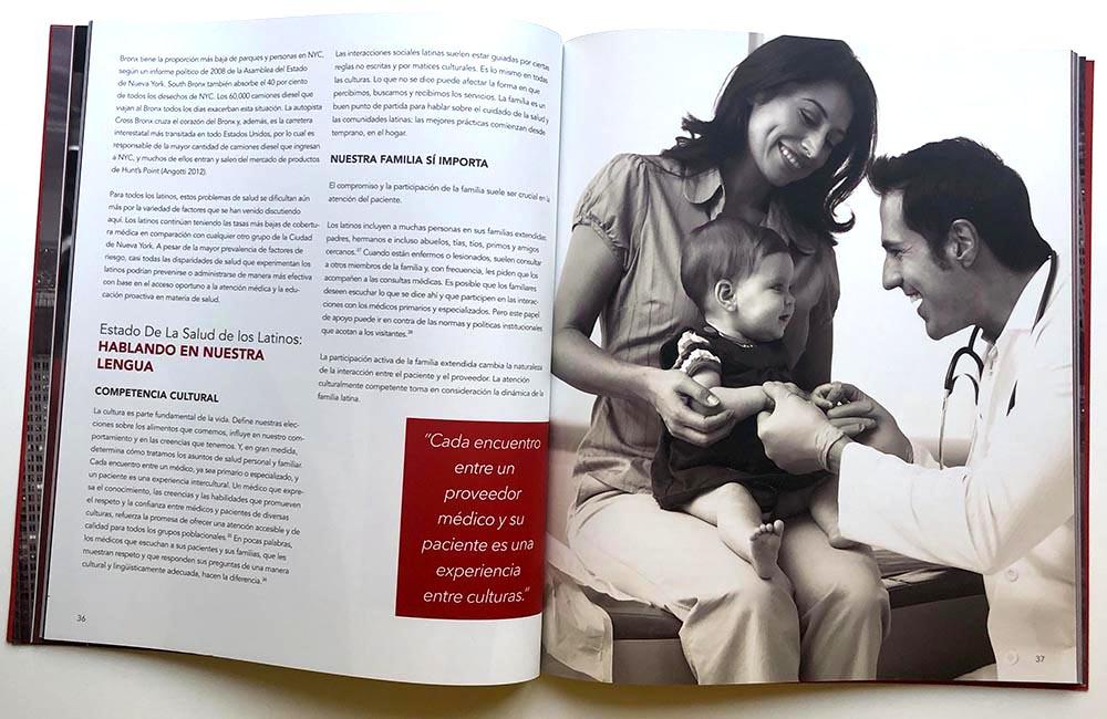 El informe de SOMOS Community Care señala discrepancias entre la opinión de los pacientes latinos y los doctores.