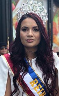 Desfile dominicano 2018