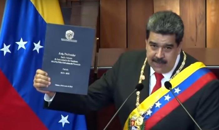 Presidente Maduro es 'ilegítico': EE.UU.