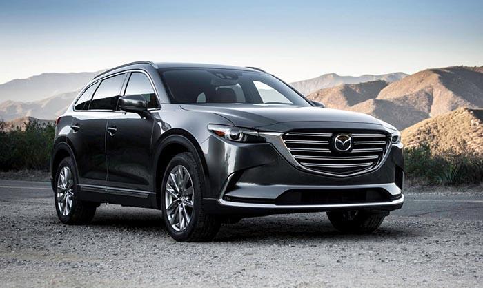 Mazda CX-9 es lujoso, estable y barato