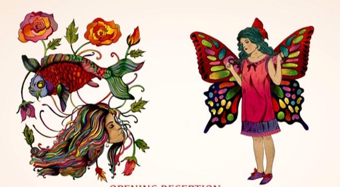 Mariposario: Mujeres Poderosas de Zaira Cortez