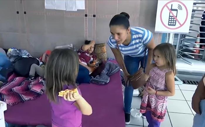 Familias separadas demandan a EE.UU.