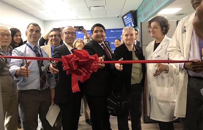 Hospital Elmhurst moderniza la atención primaria