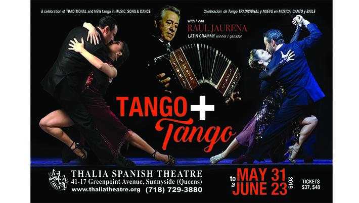 Tango en el Teatro Thalia