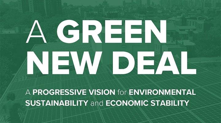 Green New Deal por un mejor futuro para todos