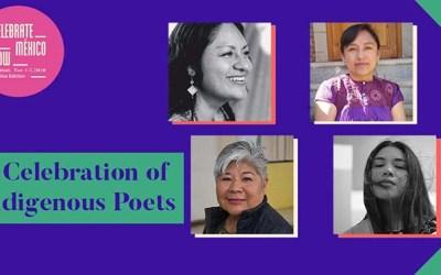 Poetas indígenas hablan sobre racismo y más