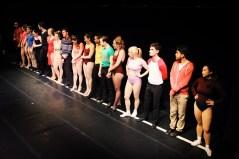 """A Chorus Line"" directed by Tom Rowan/Photo courtesy David Krochalis"