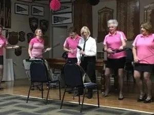 Women's Sunday Players Skit