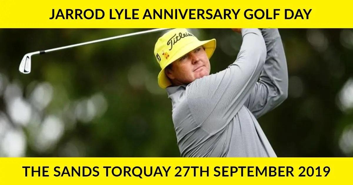Jarrod Lyle Anniversary Golf Day