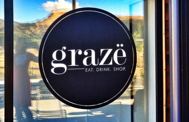 Graze restaurant Lake Hayes Estate Queenstown