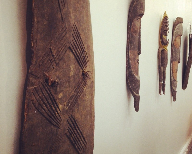 Front Room Tribal Art Exhibtion- 2nd-30th May