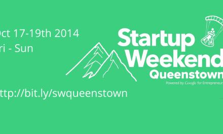 Start Up Weekend Queenstown