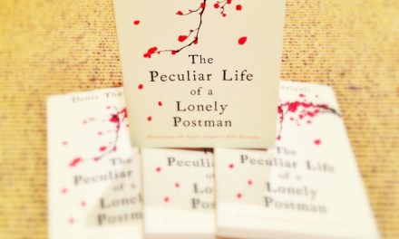 Poppy Loves Book Club Queenstown- The Peculiar Life of a Lonely Postman