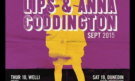 Lips and Anna Coddington Live in Wanaka