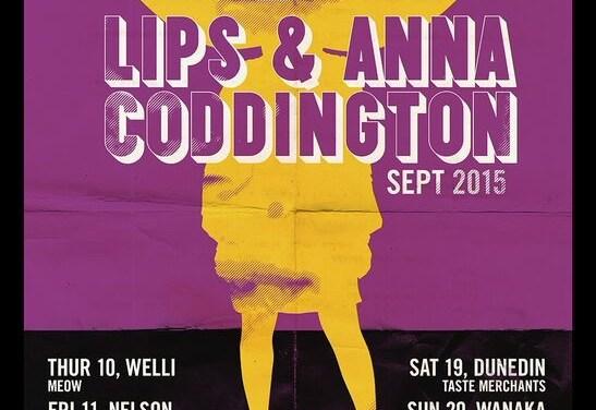 Lips and Anna Coddington Live in Wanaka
