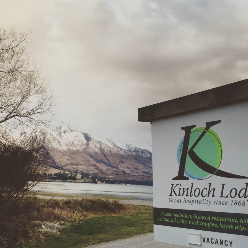 Kinloch Lodge Accommodation