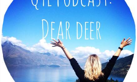 Podcast #11 Dear Deer