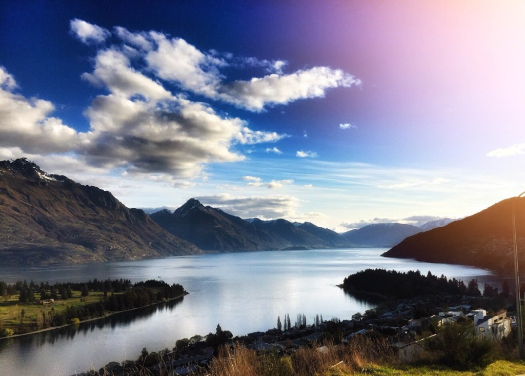 Spring in Queenstown