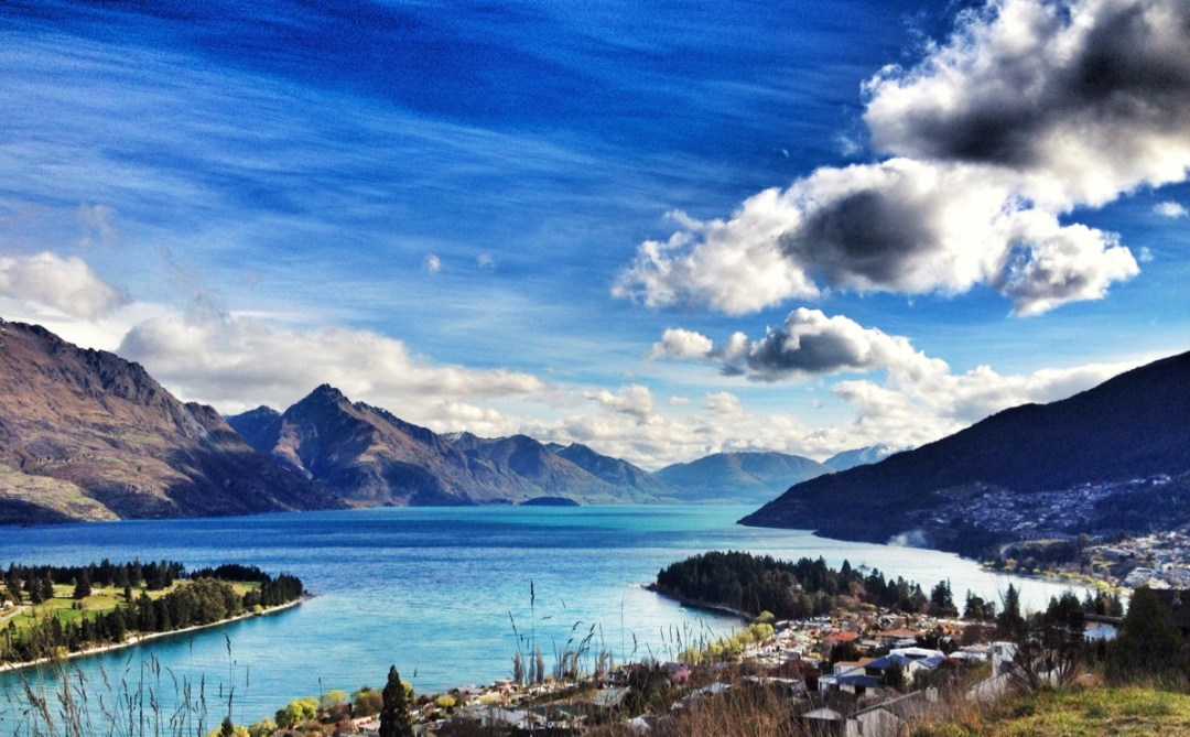 Queenstown stunning places to photograph