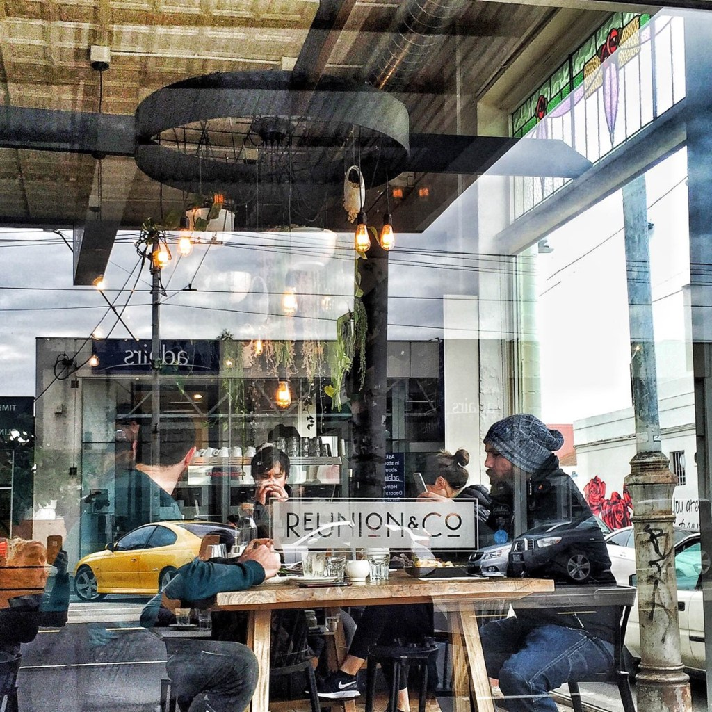 eating my way around Melbourne