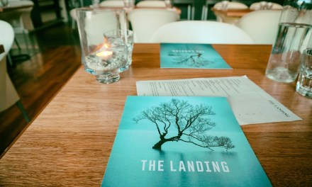 Dinner above the clouds at The Landing Wanaka