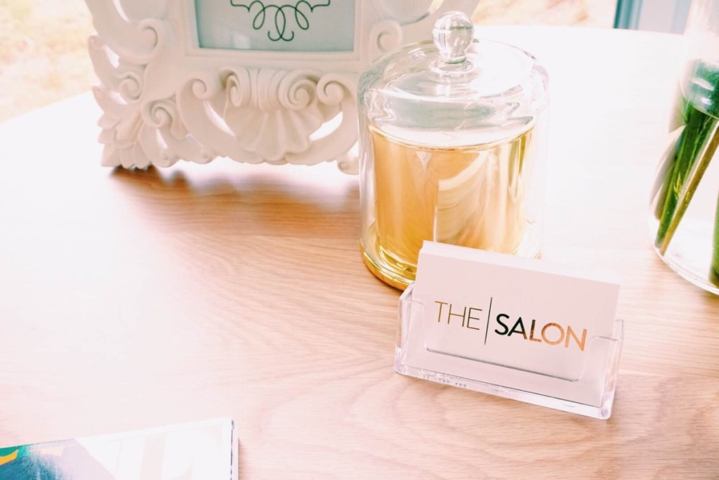 The Salon, a sublime experience