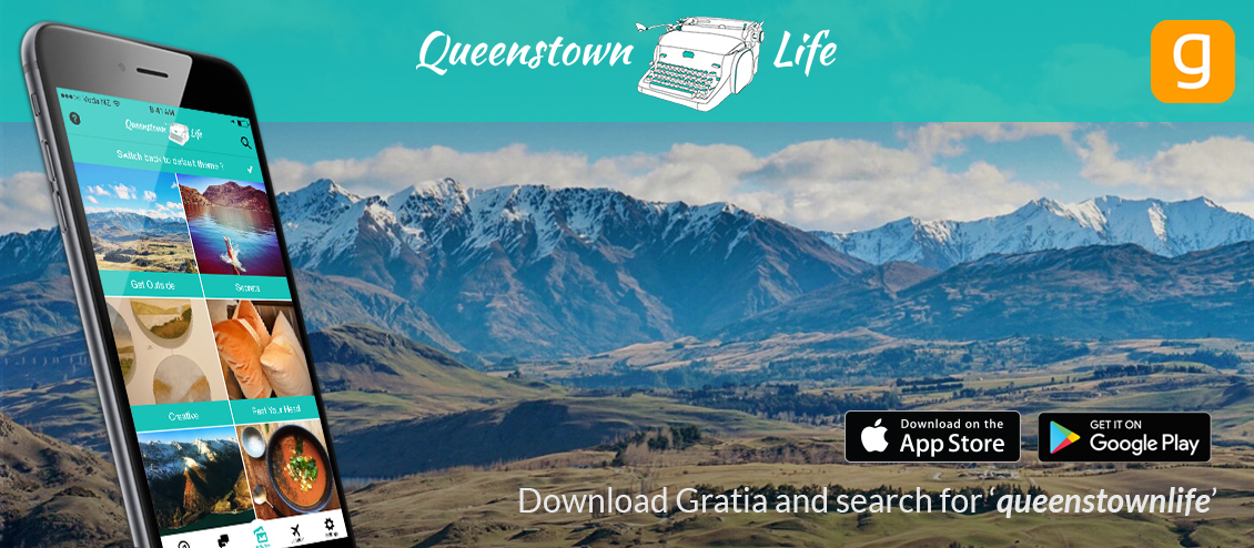 Queenstown Life Theme on Gratia
