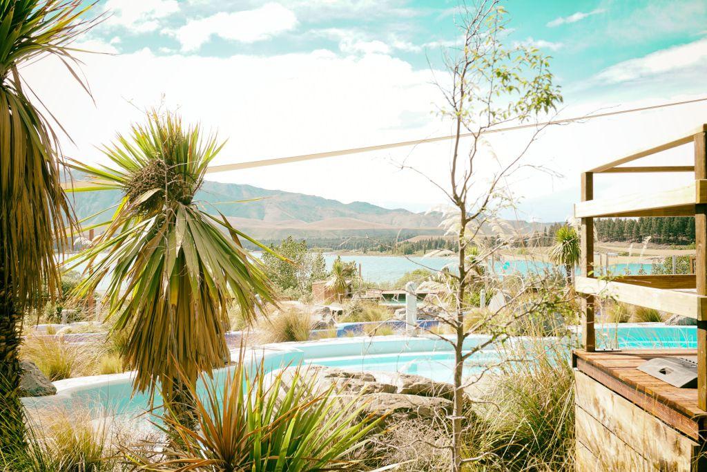 Tekapo Springs and Spa