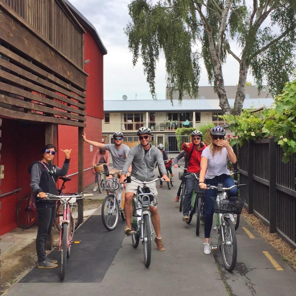 Radler Bike Tours Christchurch