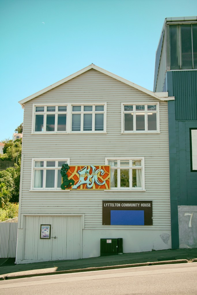 Christchurch for walking, art and cafes