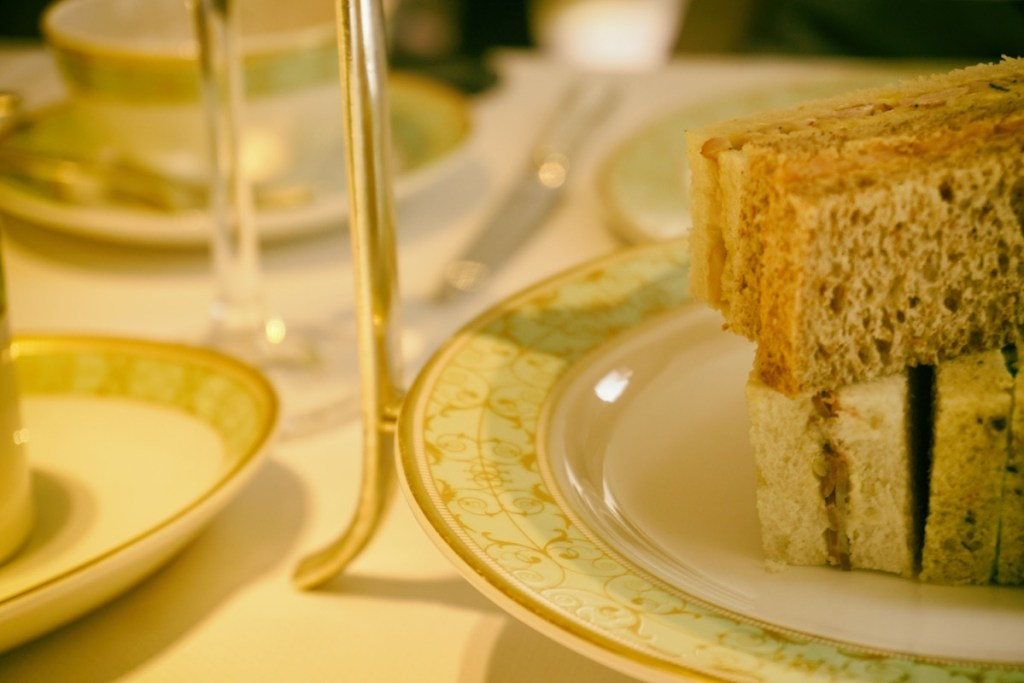 Afternoon Tea at Grosvenor House London