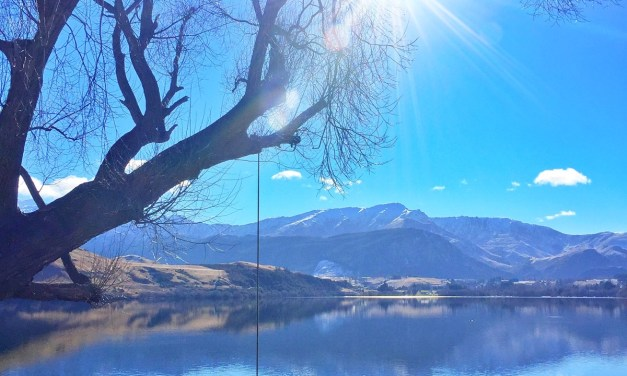 Quiet places to eat your lunch in Queenstown