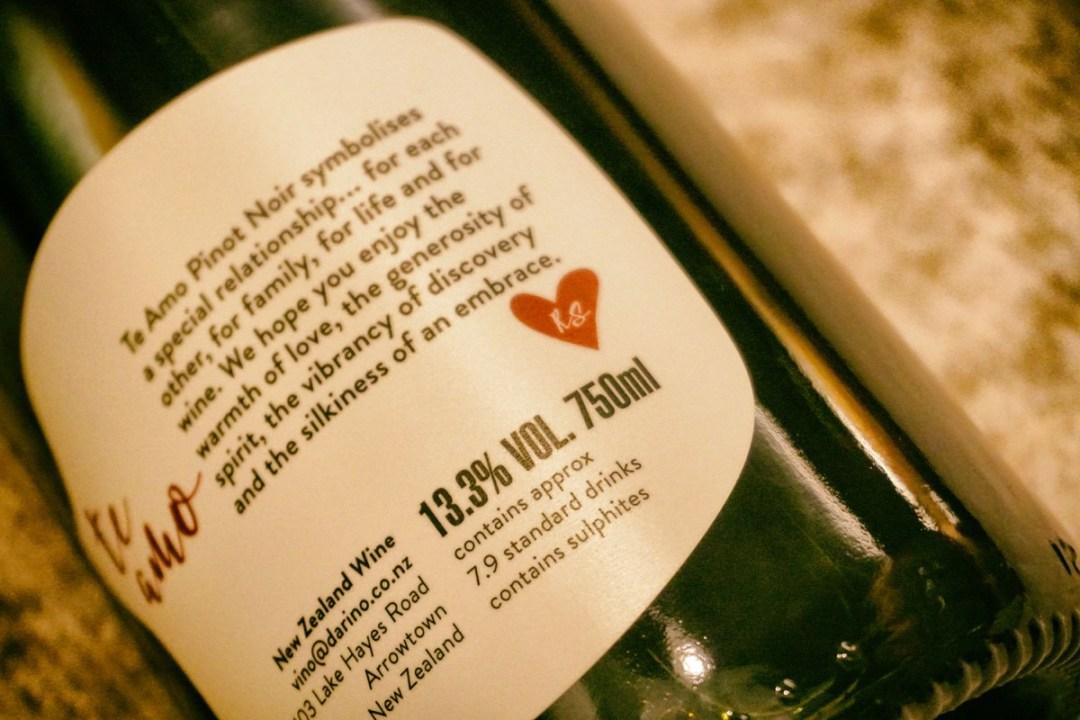 Te Amo Wines