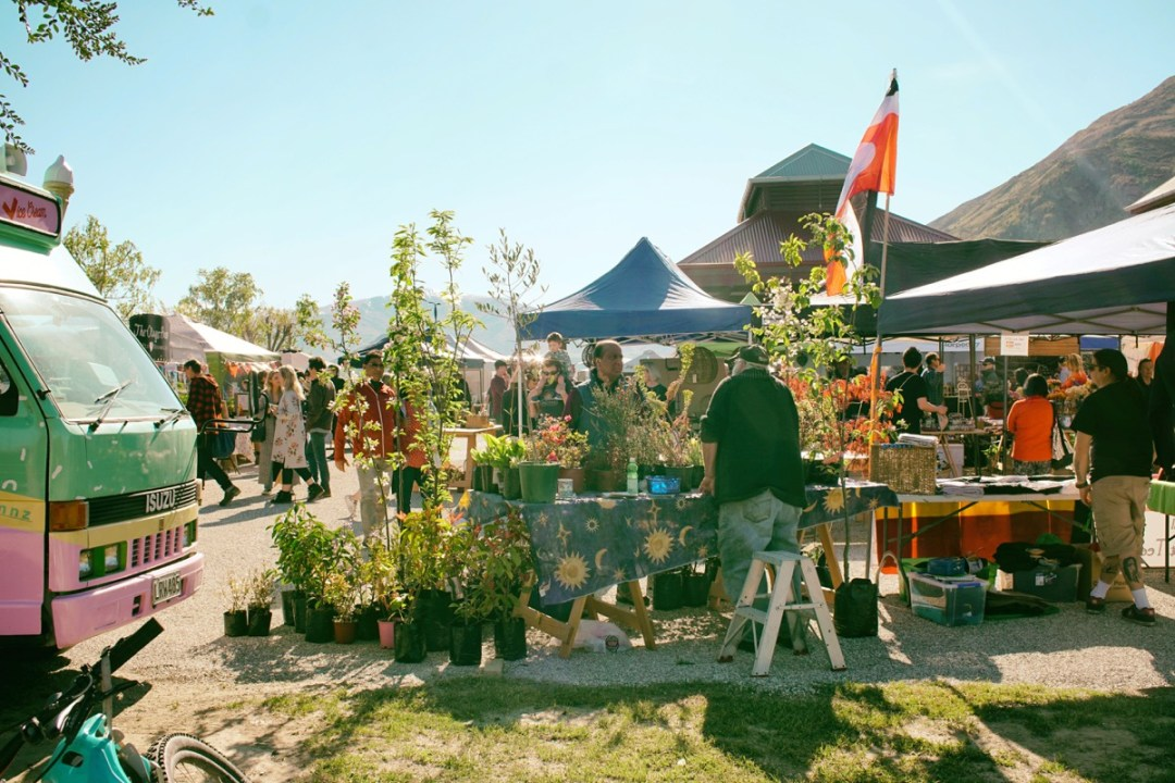 Remarkables Market and Tenth Birthday