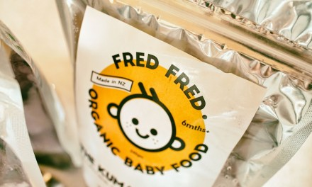Why Fred Fred Small Human Food gives a damn