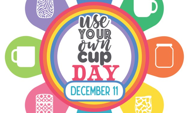 Use Your Own Cup Day