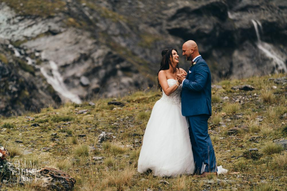 Queenstown mountain wedding planning