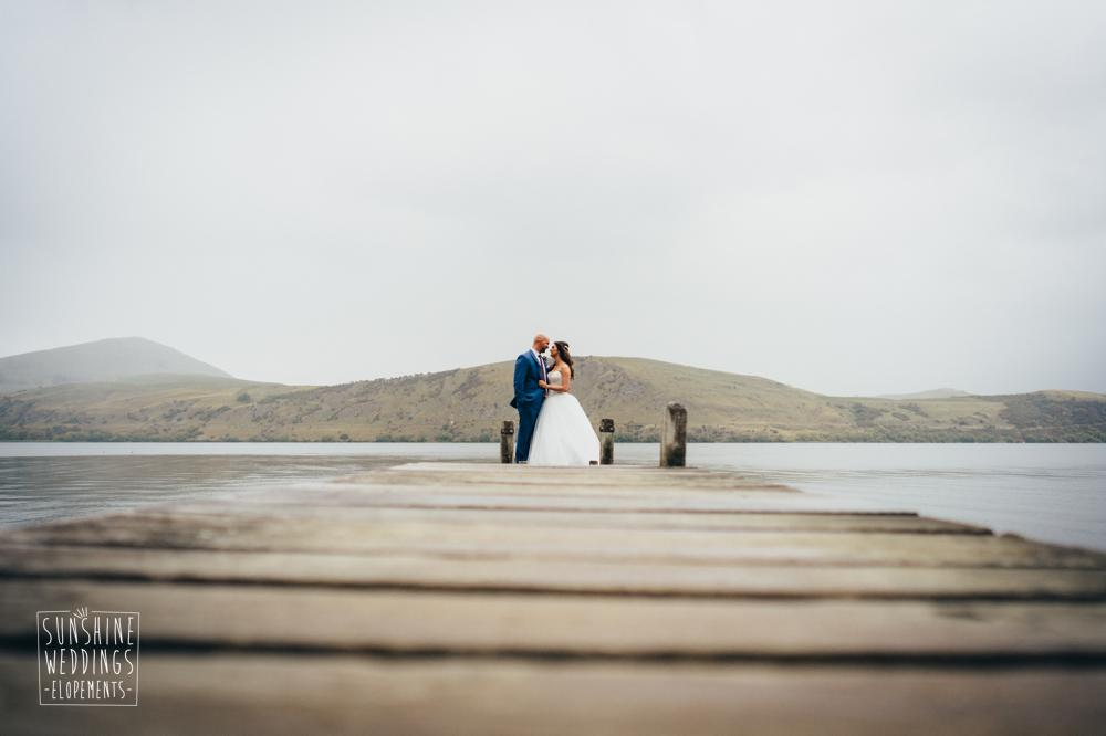 Elopement wedding packages for Queenstown wedding
