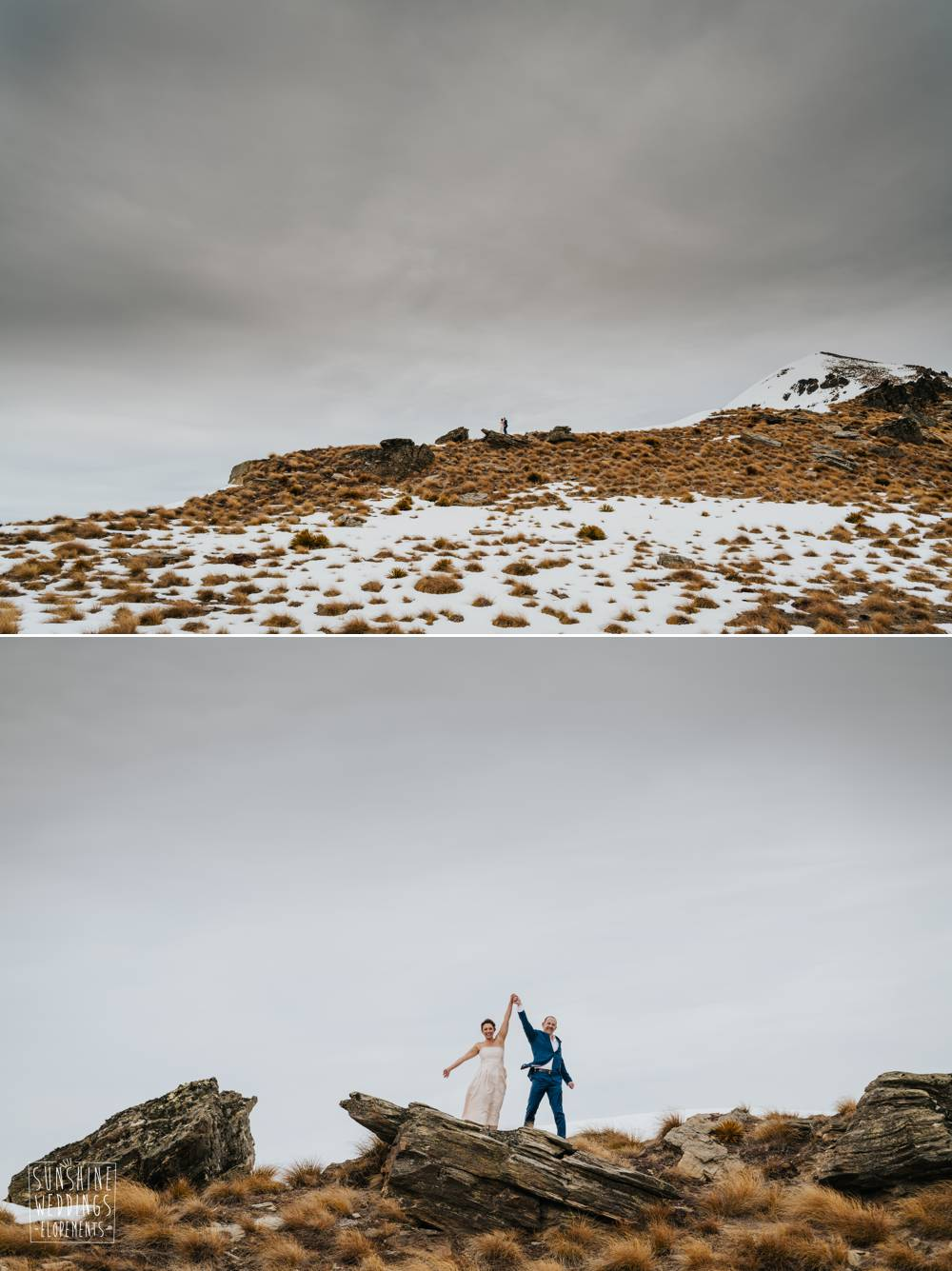 Queenstown wedding packages for mountain weddings