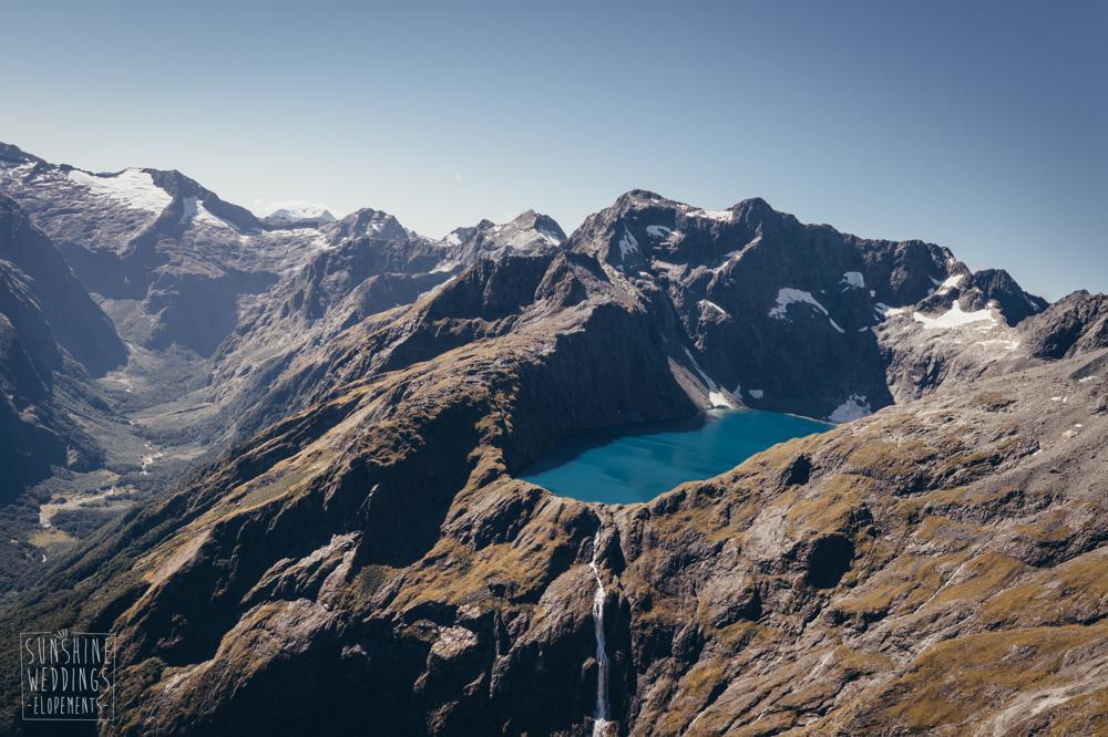 Lake Erskine Fiordland